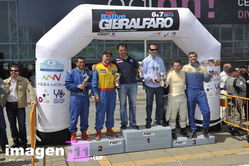 Rallye Gibralfaro